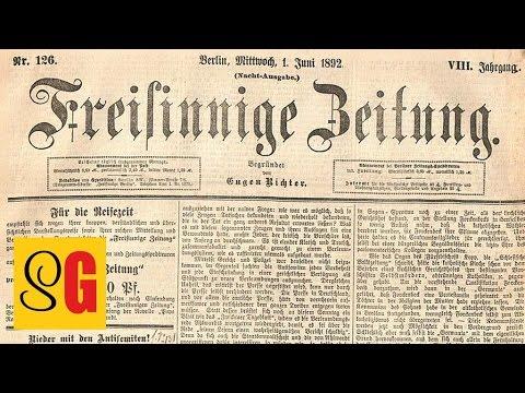 Zeitungen - Slow German #037