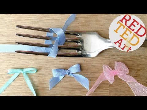 how-to-make-a-fork-bow