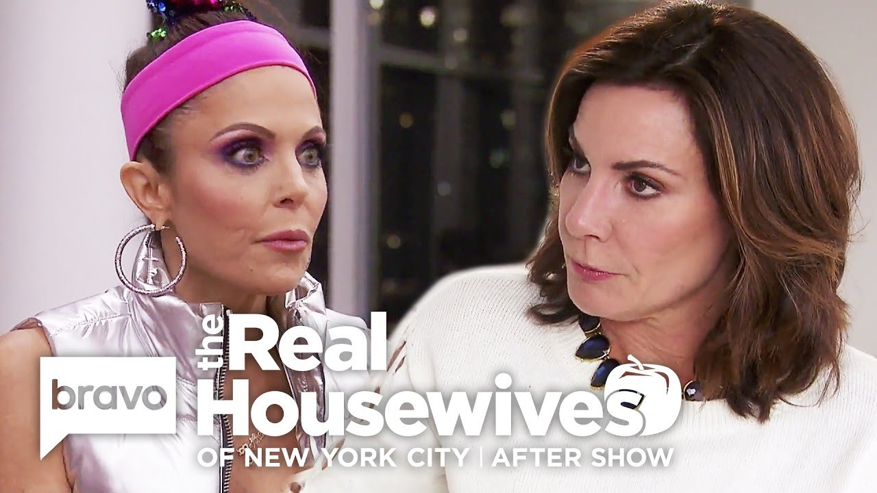 Download Bethenny Frankel's Intensity Towards Luann Touched The Entire Cast | RHONY After Show (S11 Ep16)
