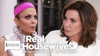 Bethenny Frankel's Intensity Towards Luann Touched The Entire Cast | RHONY After Show (S11 Ep16)