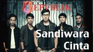 Repvblik - Sandiwara Cinta (Official MV Karaoke Kiri/Kanan)