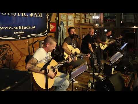 solitude acoustic jam live @ indian dreams saloon Wien Trailer