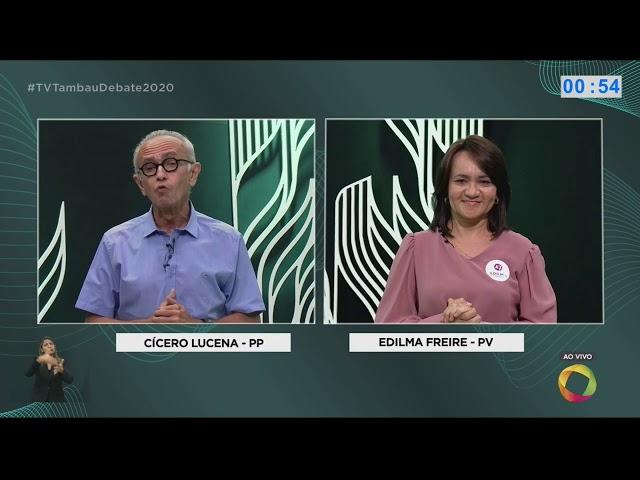Tambaú Eleições 2020 - Bloco 2 - 11 11 2020