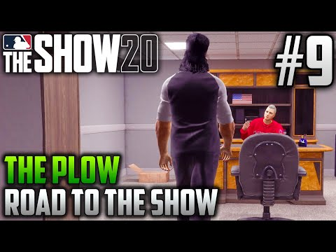 MLB The Show 20 Road To The Show | The Plow (Starting Pitcher) | EP9 | TELLING COACH THIS IS GARBAGE