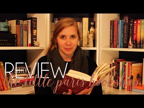 BOOK REVIEW | The Little Paris Bookshop by Nina George