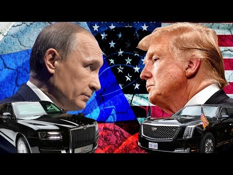 Сравниваем Лимузины Путина