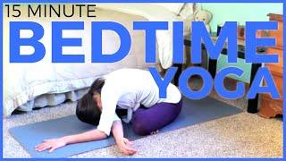 Bedtime Yoga Practice
