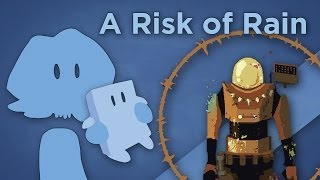 James Recommends - Risk of Rain - Roguelike Sci-Fi Action Platformer