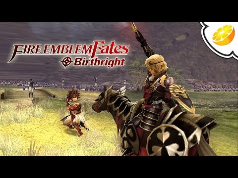 Citra Emulator Canary 423 - Fire Emblem Fates: Birthright (GPU Shaders, Full Speed!) - Nintendo 3DS - 동영상
