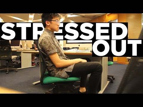 A Day in the Life of a Hong Kong Student | HKUST