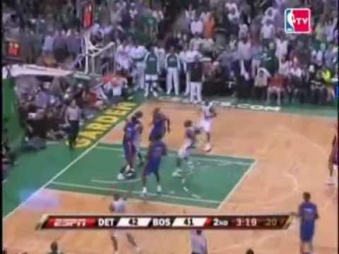 Boston Celtics 2007-08 mix