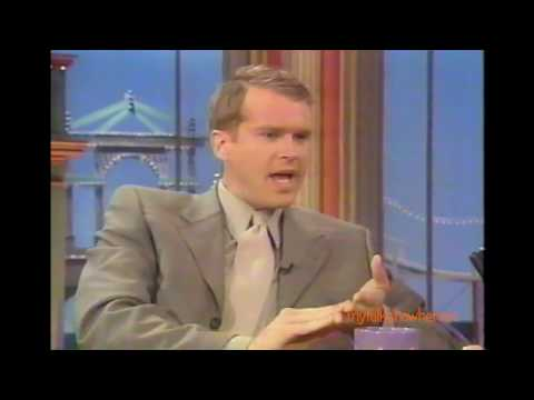 CARY ELWES HAS FUN WITH ROSIE