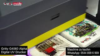 Gritty G4060  Digital UV Drucker Maschine