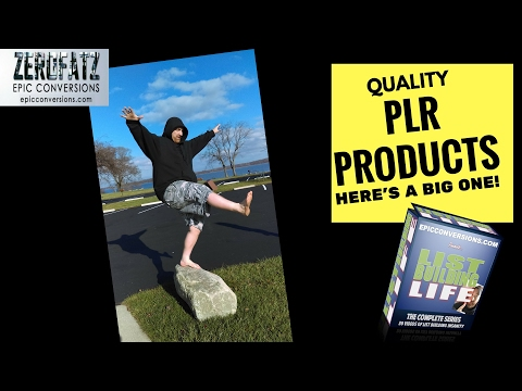 High Quality PLR Products (check this out)