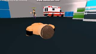 WWE Roblox - Chris Jericho Attacks HHH After His Match At Wrestlemania