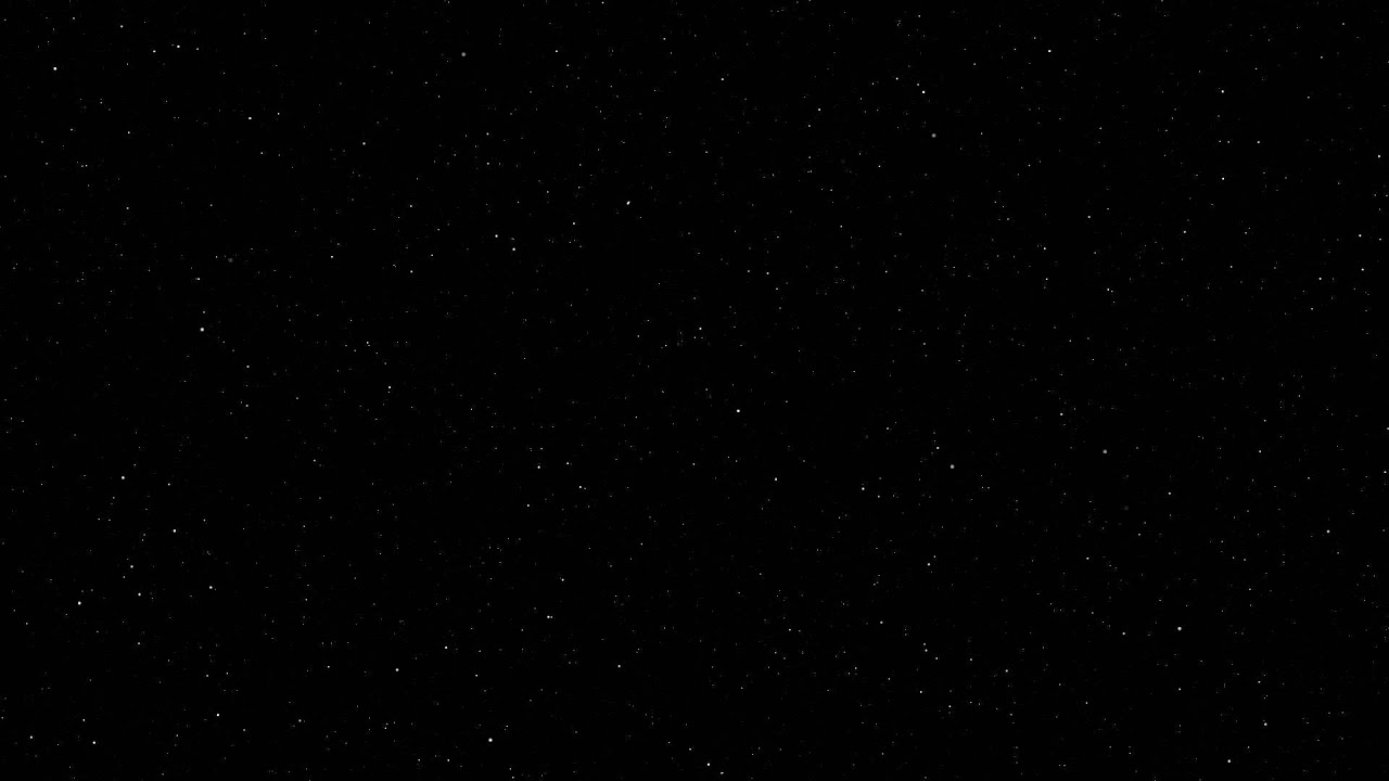 Falling Stars Live Wallpaper Plain Universe And Space Animation Background Footage