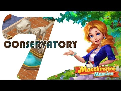 MATCHINGTON MANSION - CONSERVATORY (#7)