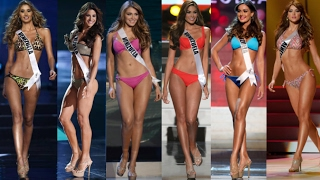 Venezolanas In The Preliminary Competition Of The Miss Universe   | 2010 To 2016 |