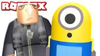 DESPICABLE ME 3 MOVIE IN ROBLOX