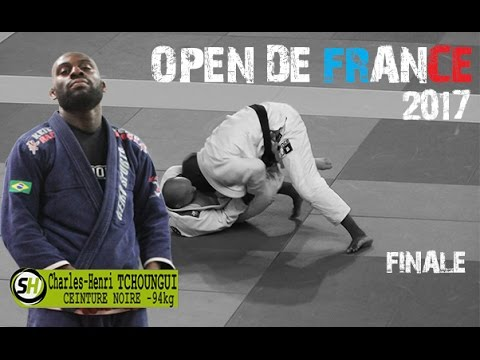 Open de france JJB 2017 Combat Charles Henri  FINALE  - YouTube d8b874772cd