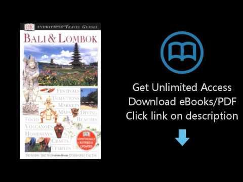 Eyewitness Travel Guide to Bali & Lombok
