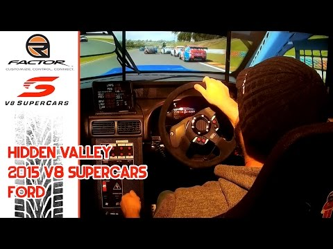 rFactor Hidden Valley V8 Supercars