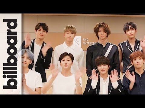 SF9 Talk Dance Moves, Songwriting, Future Plans & More | Billboard