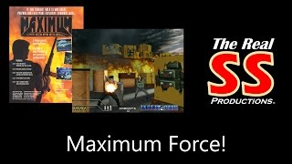 Maximum Force (Arcade) Gameplay