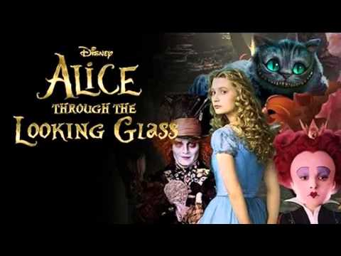 Soundtrack Alice in Wonderland 2: Through the Looking Glass - Trailer Music Alice in Wonderland 2