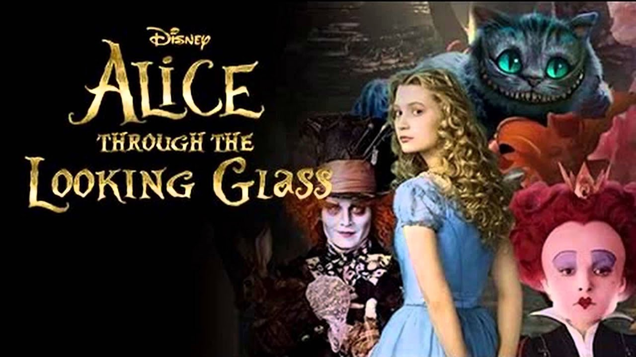 Alice in wonderland tea set-5941