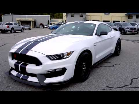 Brand New 2019 Shelby GT350R for sale at Columbia Ford!