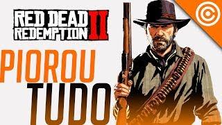 Rockstar PIOROU os GRÁFICOS de Red Dead 2 Após Atualização