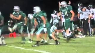 Cornwall 24, Minisink Valley 10, Aug. 31, 2012