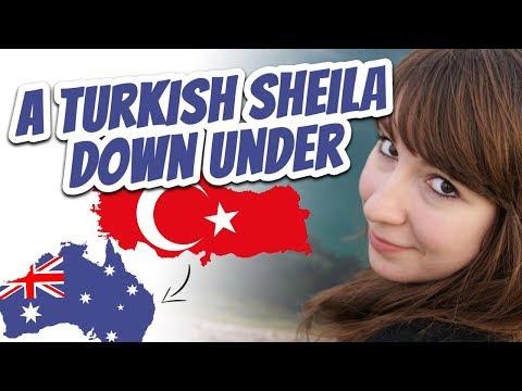 Berfi: A Turkish Sheila Down Under | Interview | Aussie English