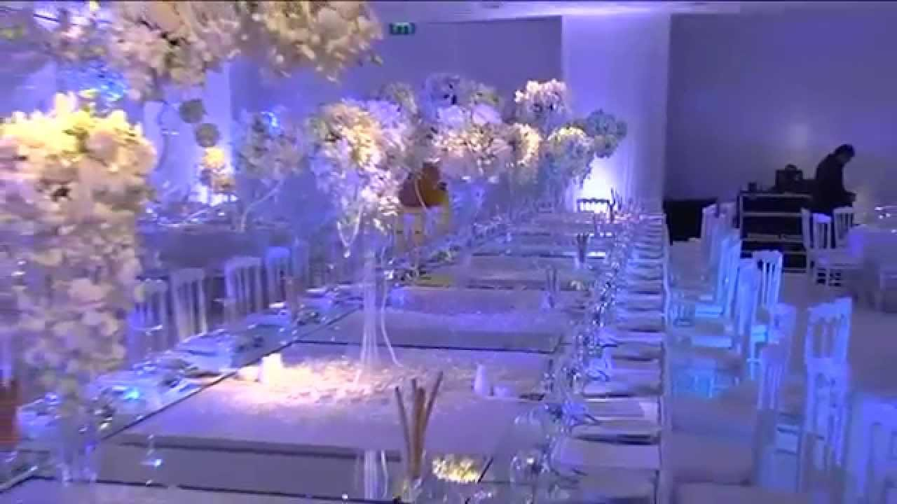 Harmony White Theme Wedding Youtube