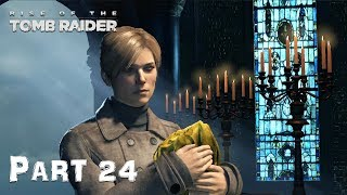 RISE OF TOMB RAIDER PART 24 WITH MAX PC SETTINGS