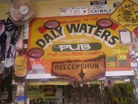 Daly Waters Pub. Northern Territory, Australia