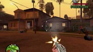 Gta san andreas first person shooter camera (Cleo Mod) DOWNLOAD LINK!!!!