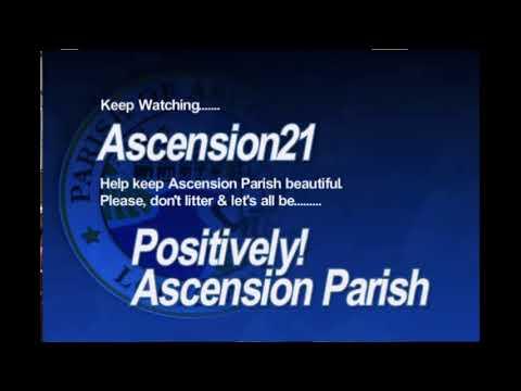 Ascension Parish Government Live Stream