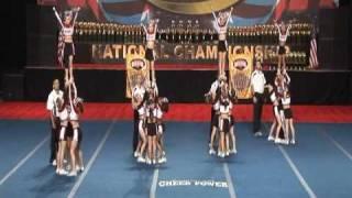 Infinity Cheer - Level 3 - Novas - Cheer Power Nationals - San Antonio