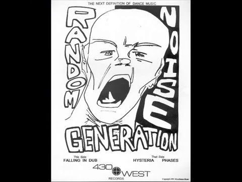 Random Noise Generation - Falling In Dub (Original Mix)