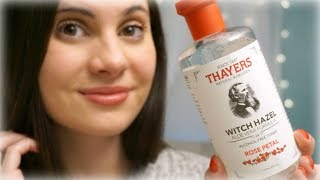 Thayers Witch Hazel Toner Aloe Vera Formula Rose Petal | Review