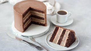 Шоколадно банановый торт Повышаем уровень серотонина дофамина и эндорфинов