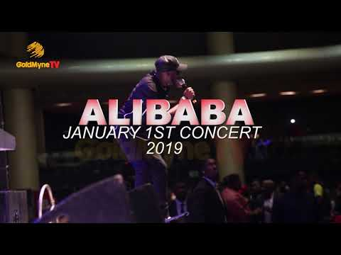 2BABAS PERFORMANCE AT ALIBABA JANUARY 1ST CONCERT 2019