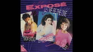 Baixar Let Me Be The One (Radio Edit / Single Version) - Exposé [1987 Synth-pop]