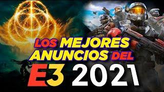Los Mejores Anuncios del E3 2021 I Fedelobo