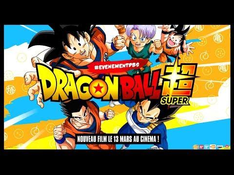 UN VRAI EVENT DRAGON BALL SUPER EN FRANCE