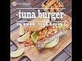 The best tuna burger and fresh salsa recipe | Gustomondo