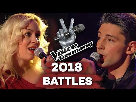 Elvis Presley - In The Ghetto (Alexander Eder vs. Karina Klüber) | The Voice of Germany | Battle