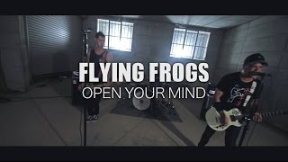 """Flying Frogs - """"Open Your Mind"""" Melodic Punk Style Records"""